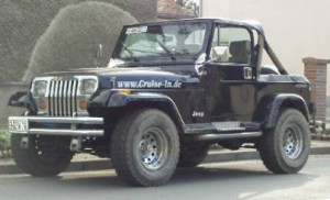 Jeep Wrangler YJ 258cui