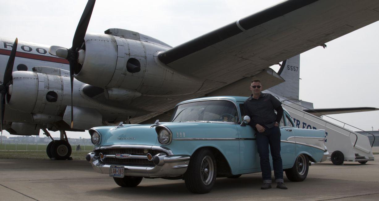 Classic Chevys 55 - 57