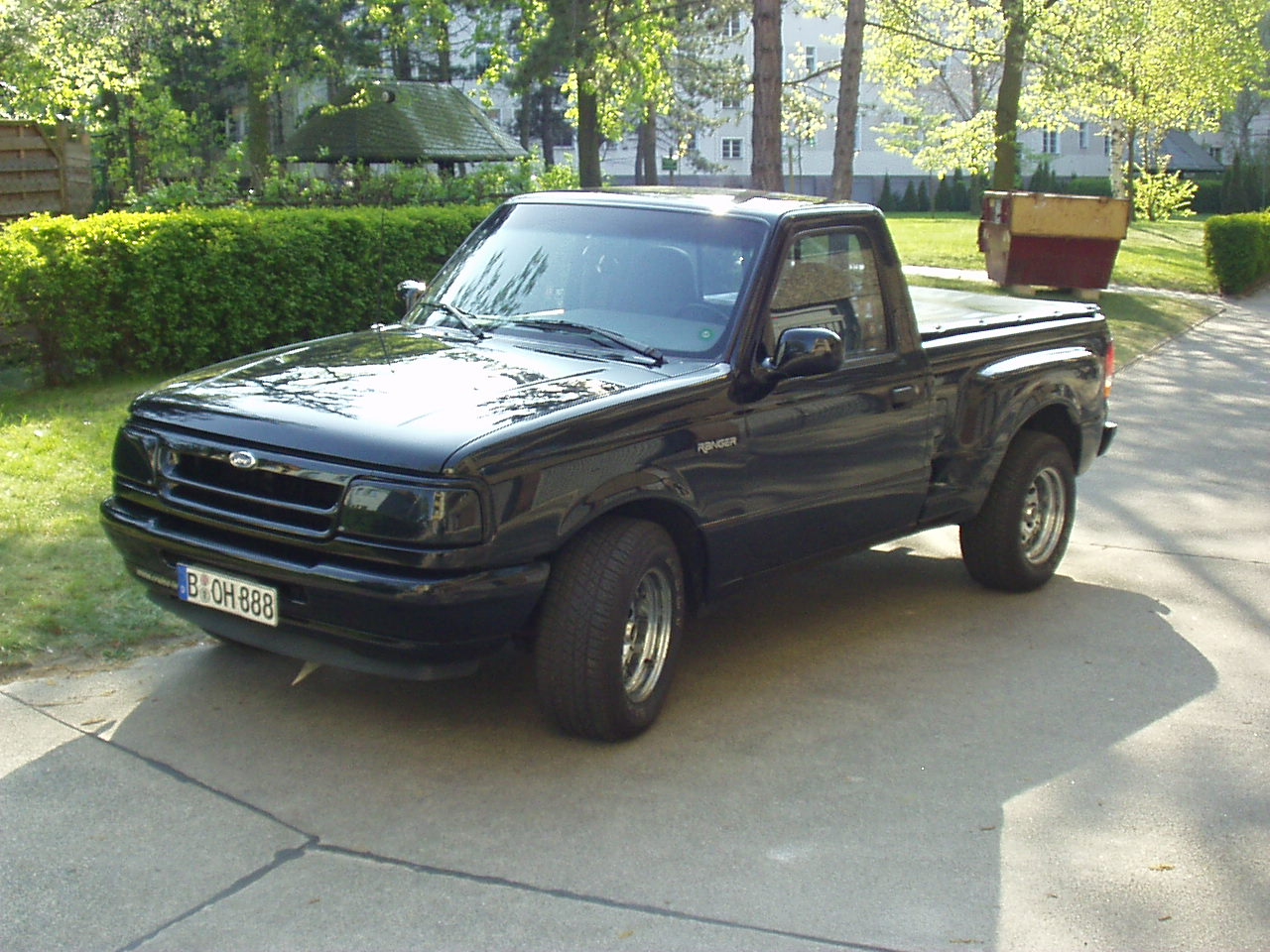 Ford Ranger Splash 1993